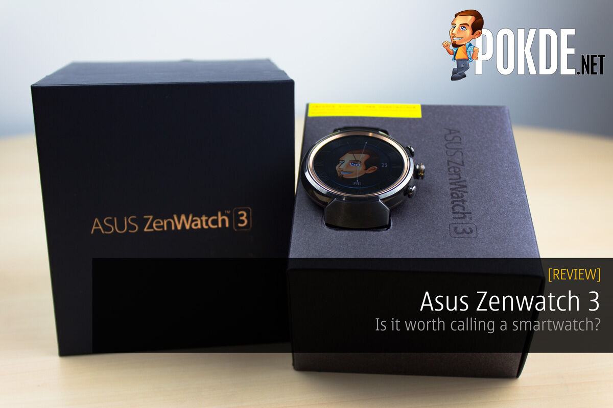 Asus Zenwatch 3 Review - Is it worth calling a smartwatch? 24