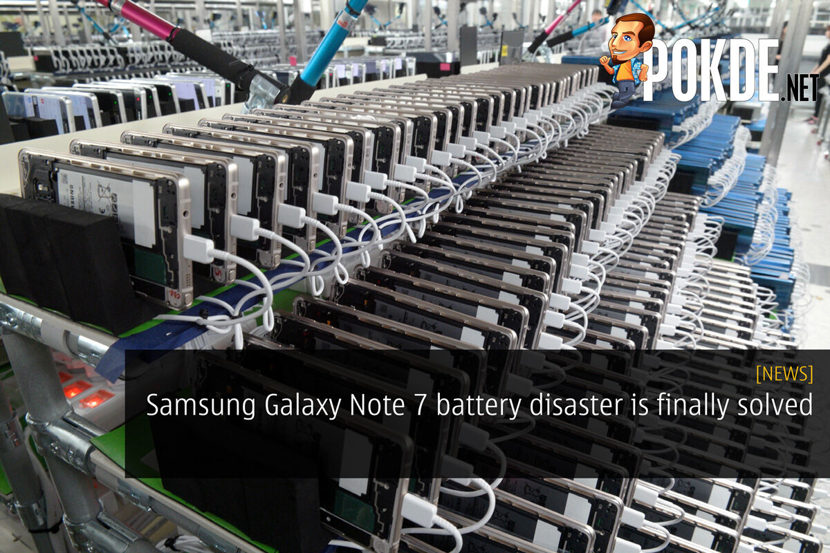Samsung Galaxy Note 7 battery disaster is finally solved 49