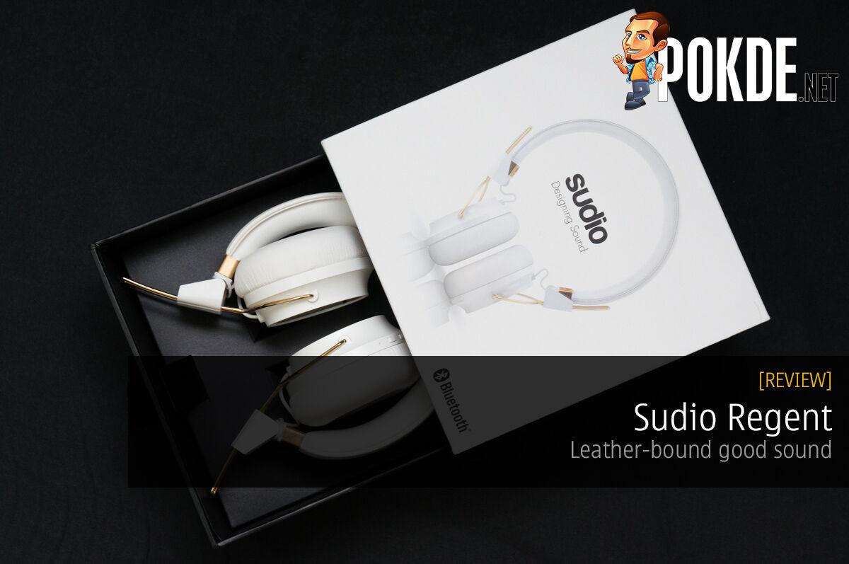 Sudio Regent review — leather bound good sound 26
