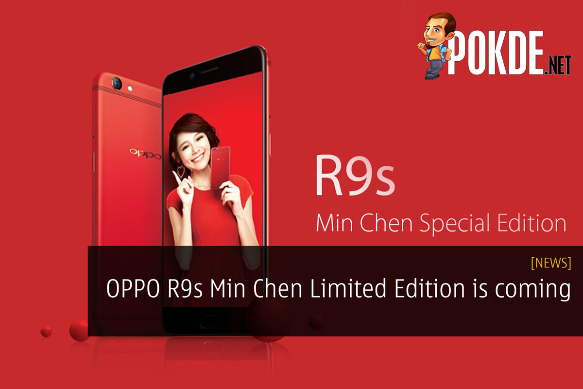 [UPDATE] OPPO R9s Min Chen Limited Edition is coming, additional goodies in box! 23