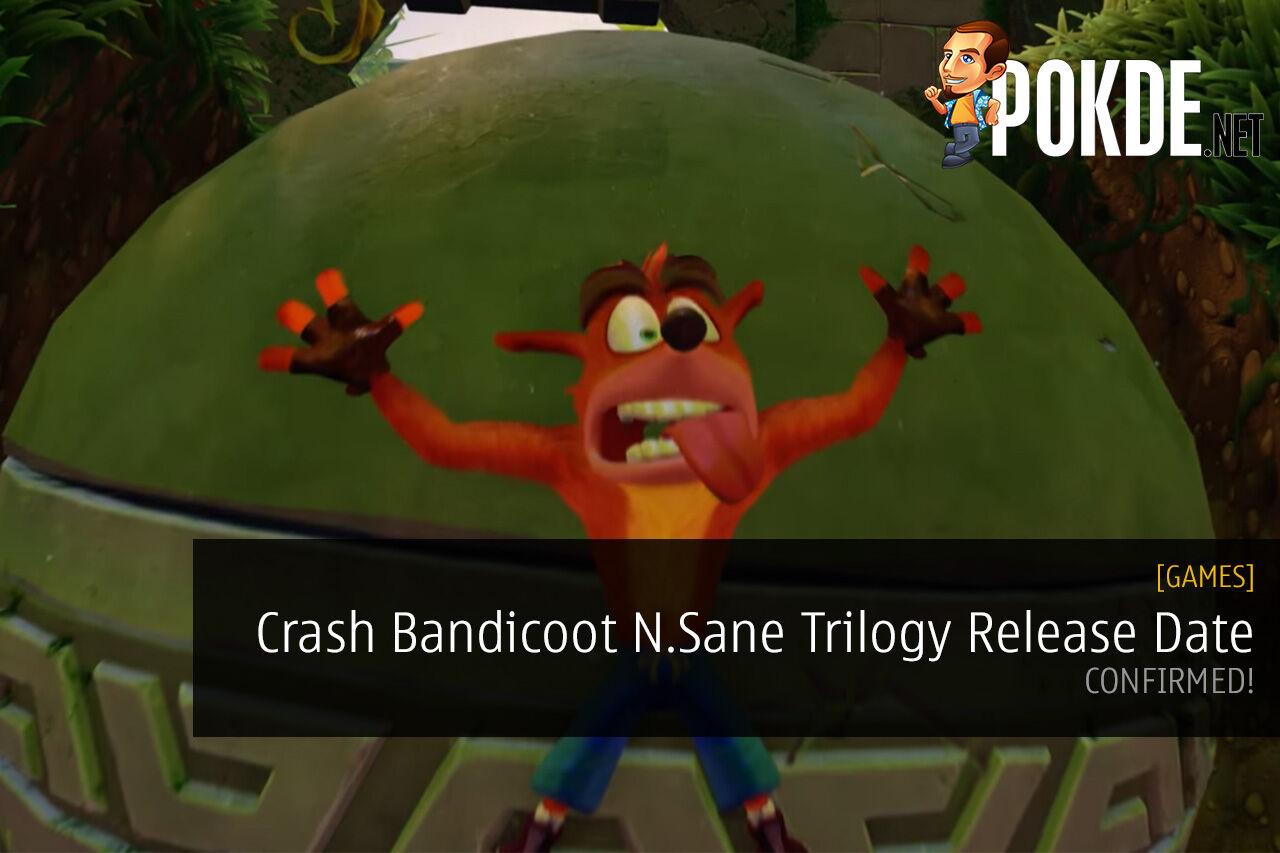 Release Date for Crash Bandicoot N. Sane Trilogy CONFIRMED 51