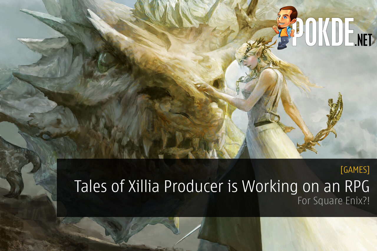Tales of Xillia Producer Hideo Baba is Working on a Brand New RPG...for Square Enix?! 23