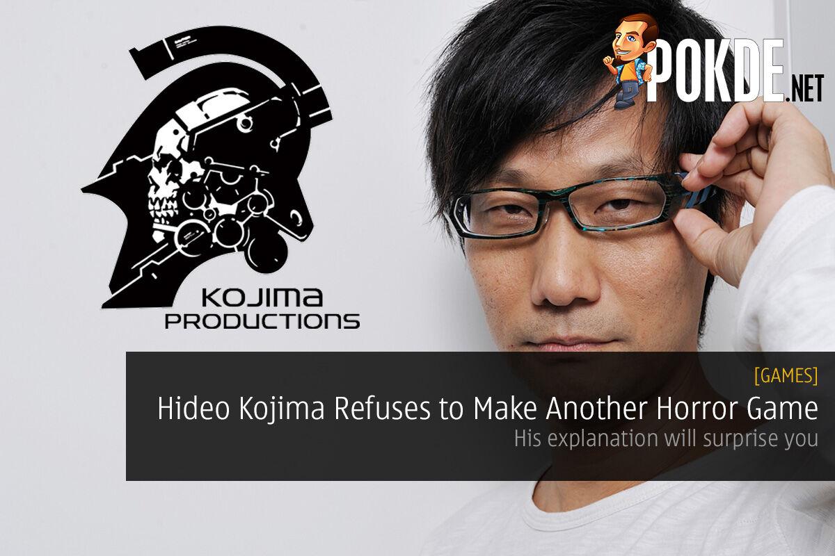 Hideo Kojima Productions Horror Game