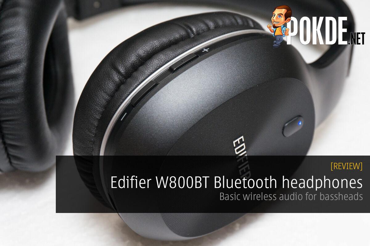 Edifier W800BT Bluetooh headphones review— Basic wireless audio for bassheads 33