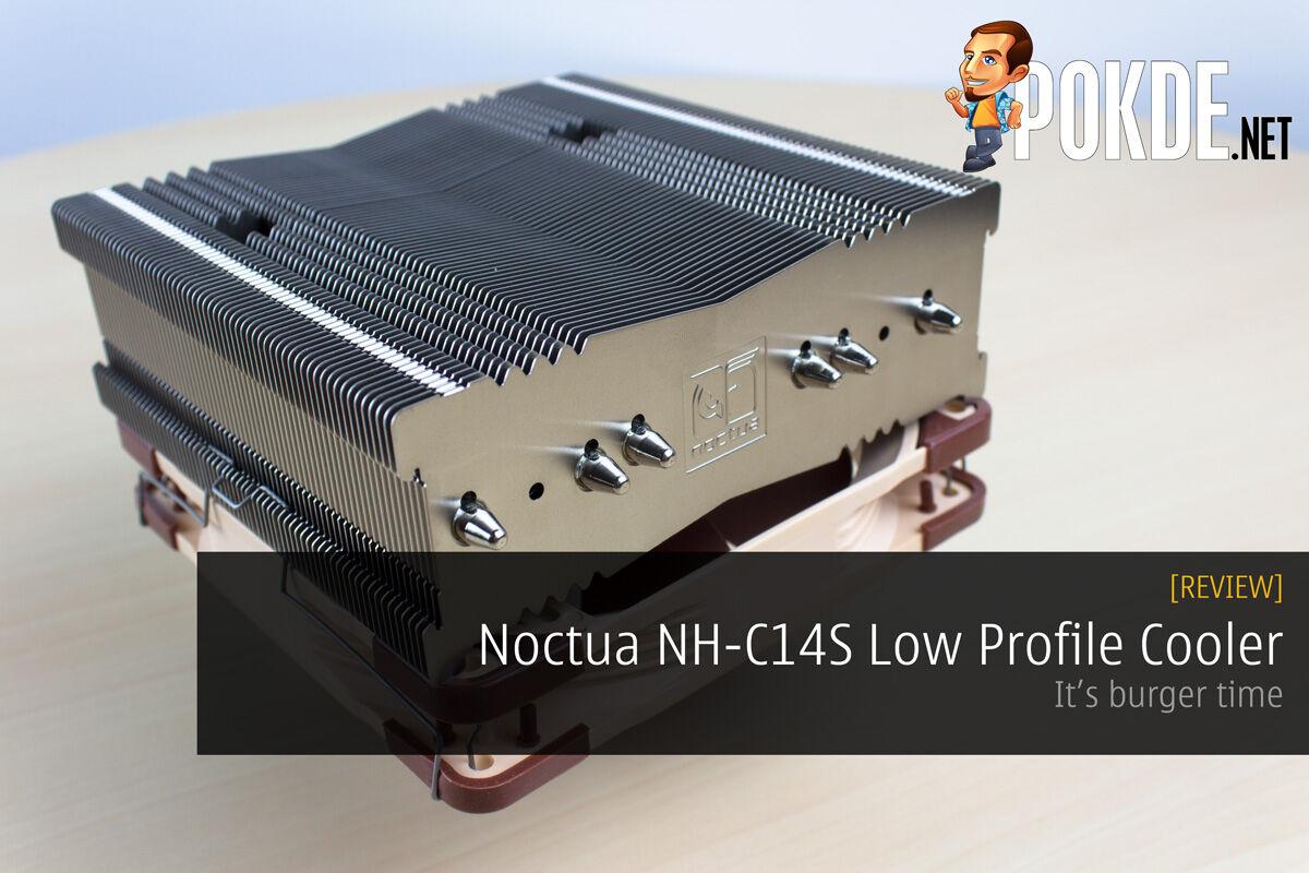 Noctua NH-C14S Low Profile Cooler Review - It's burger time 29