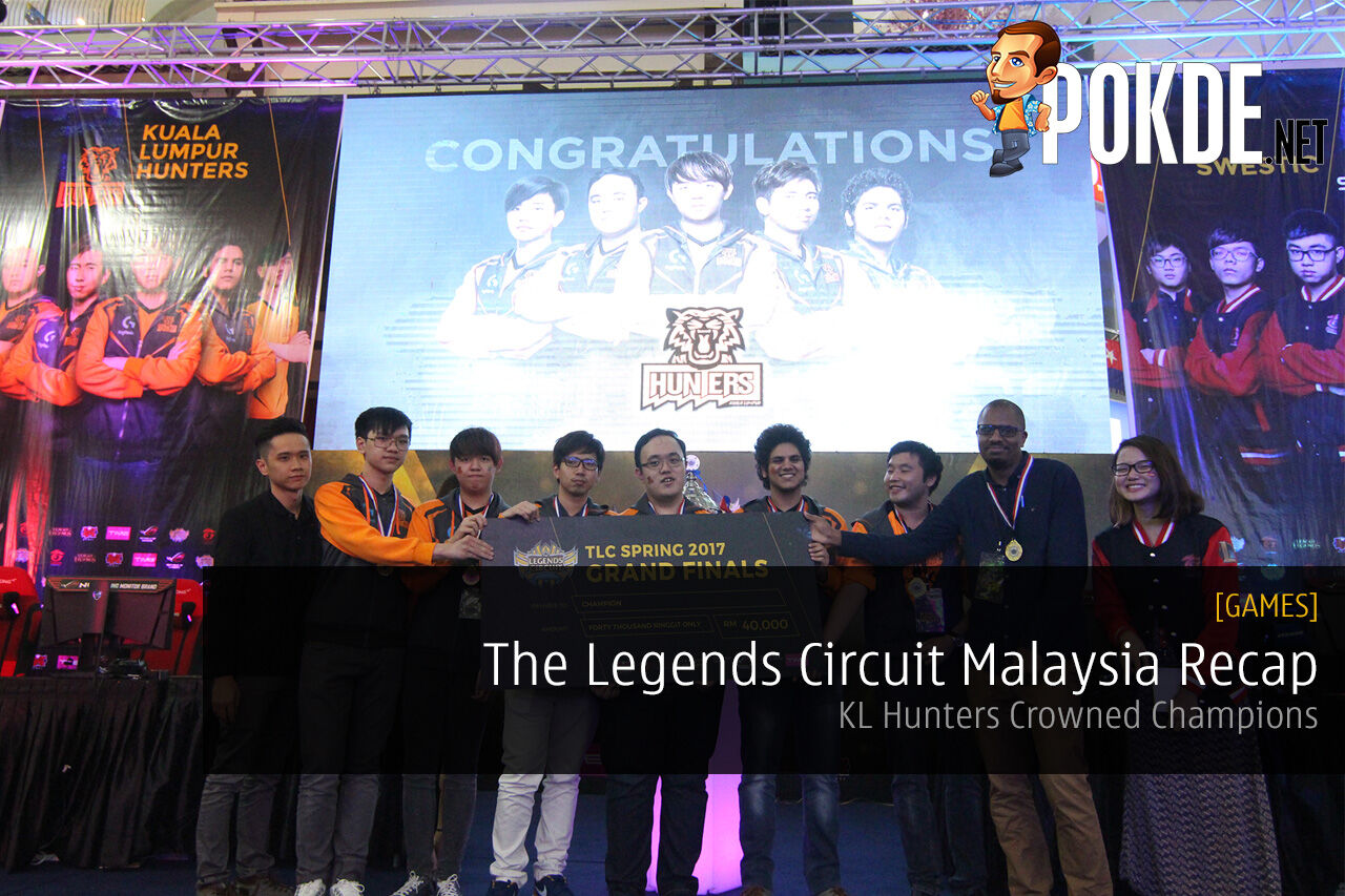 the legends circuit malaysia league of legends