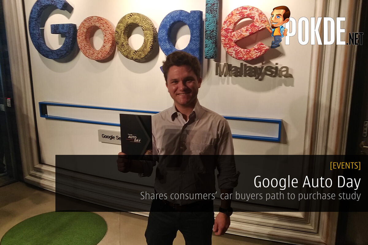 Google Auto Day shares consumers' car buyers path to purchase study 25