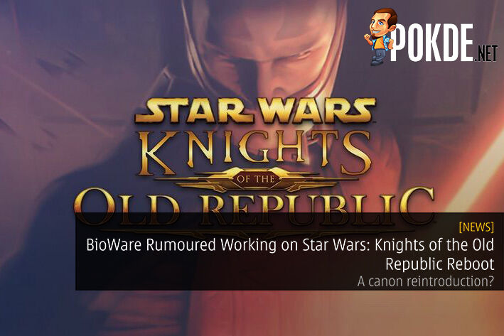 BioWare Rumoured Working on Star Wars: Knights of the Old Republic Reboot 62