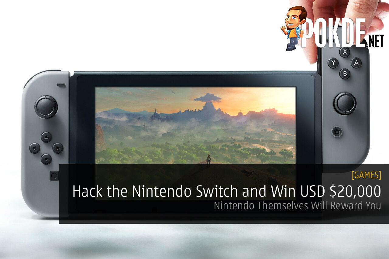 nintendo switch hack exploit bounty