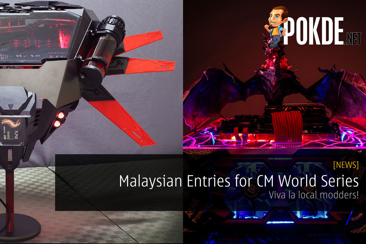 Malaysian Entries for Cooler Master World Series 2017 39
