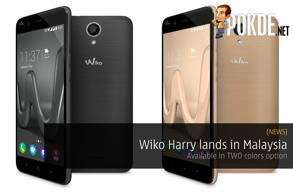 Wiko Harry lands in Malaysia 24