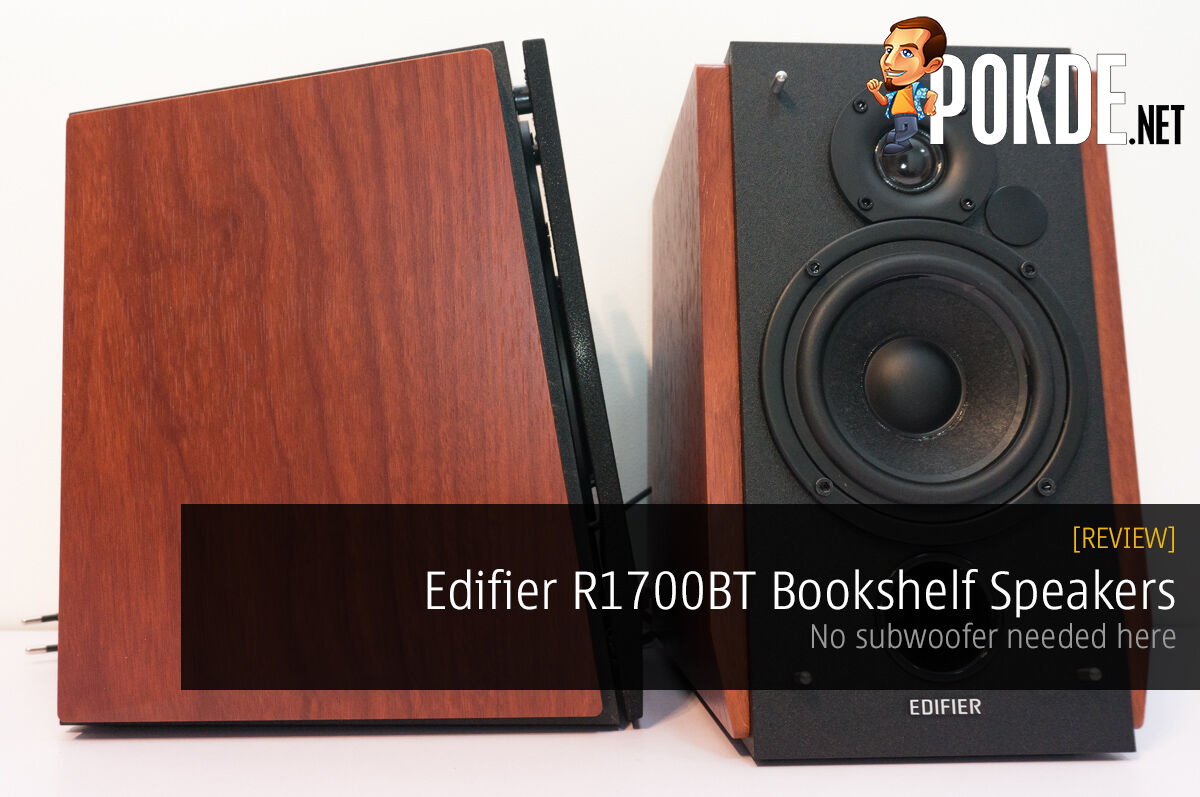Edifier R1700BT bookshelf speaker review 37