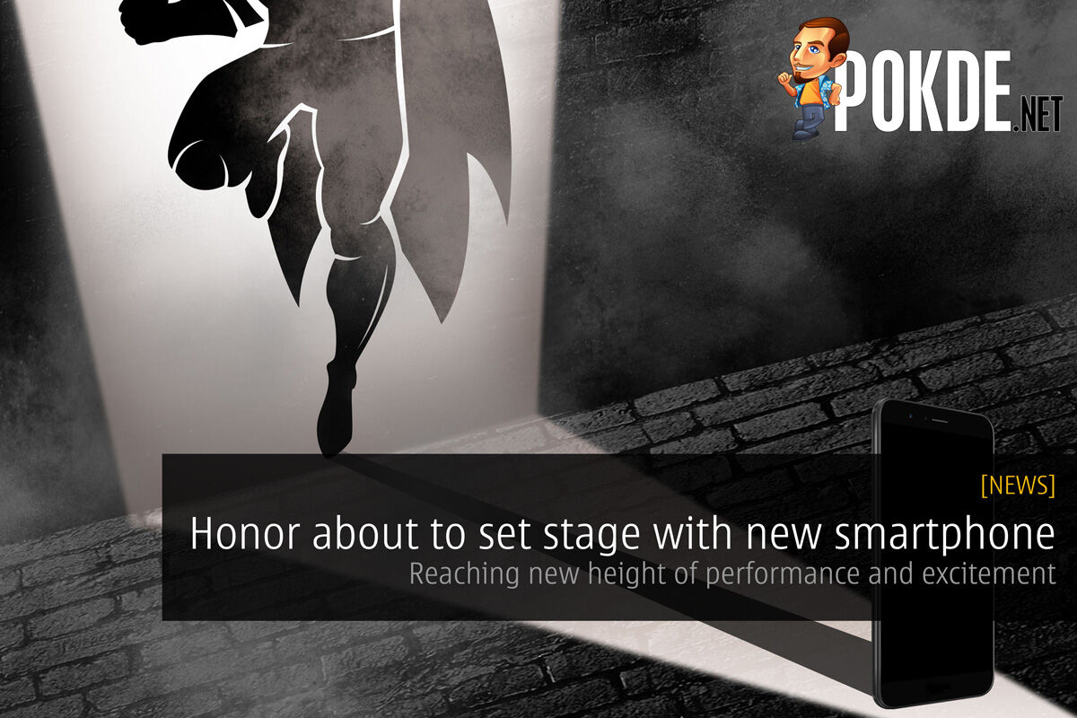 Honor about to set stage with new smartphone; Reaching new height of performance and excitement 27