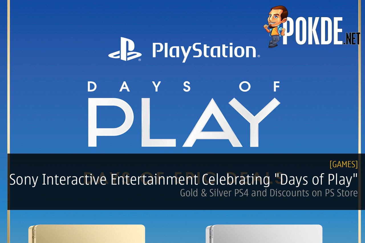 Sony Interactive Entertainment Singapore Days of Play PlayStation 4 PS4