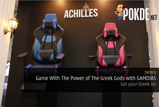 Game With The Power of The Greek Gods with GAMDIAS 25
