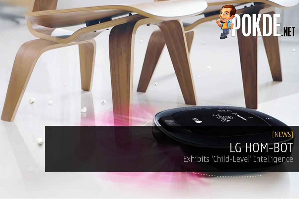 LG HOM-BOT - Exhibits 'Child-Level' Intelligence 24