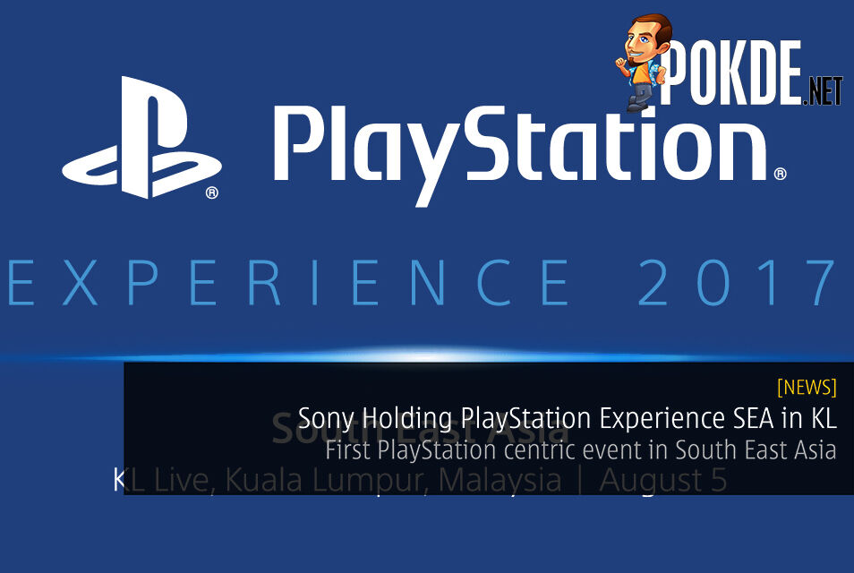 Sony Holding PlayStation Experience SEA in KL - First PlayStation event in South East Asia 29