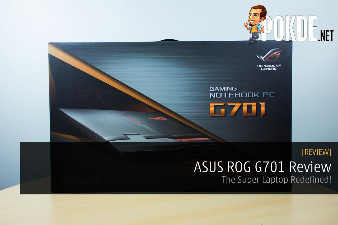 ASUS ROG G701