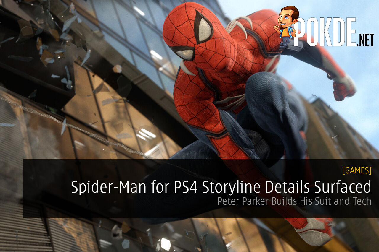 Spider-Man for PS4