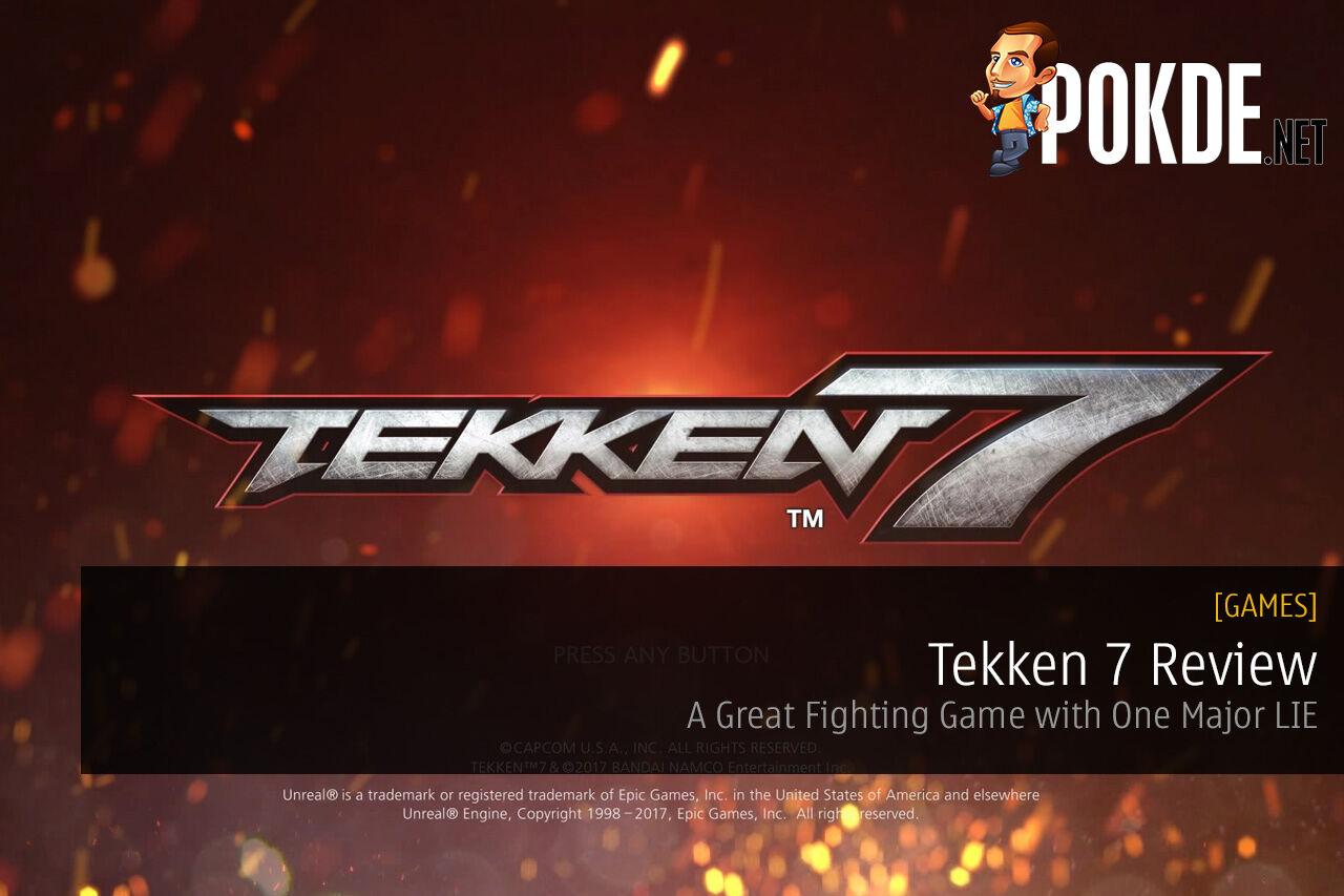 tekken 7 review