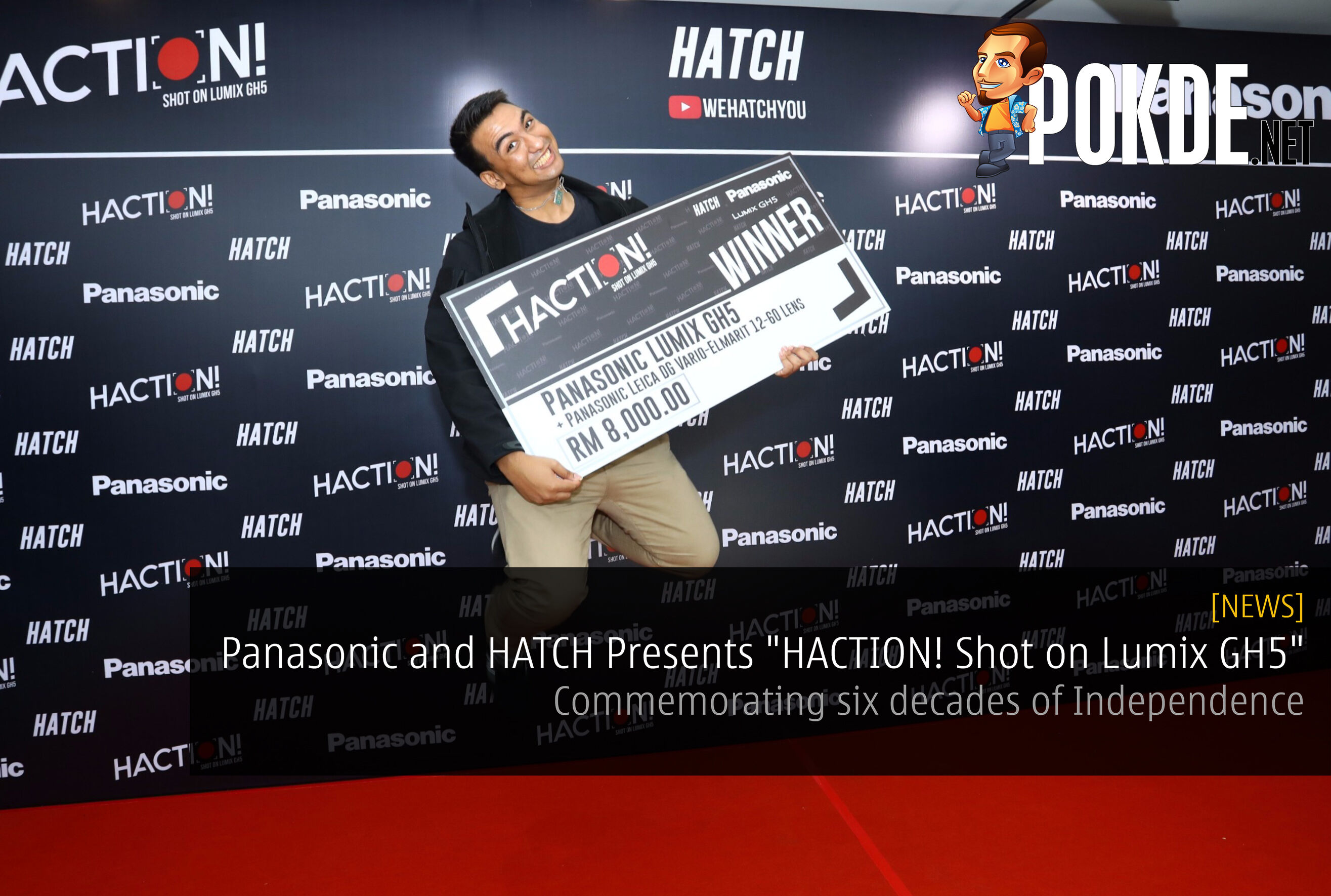 "Panasonic and HATCH Presents ""HACTION! Shot on Lumix GH5"" - Commemorating six decades of Independence 25"