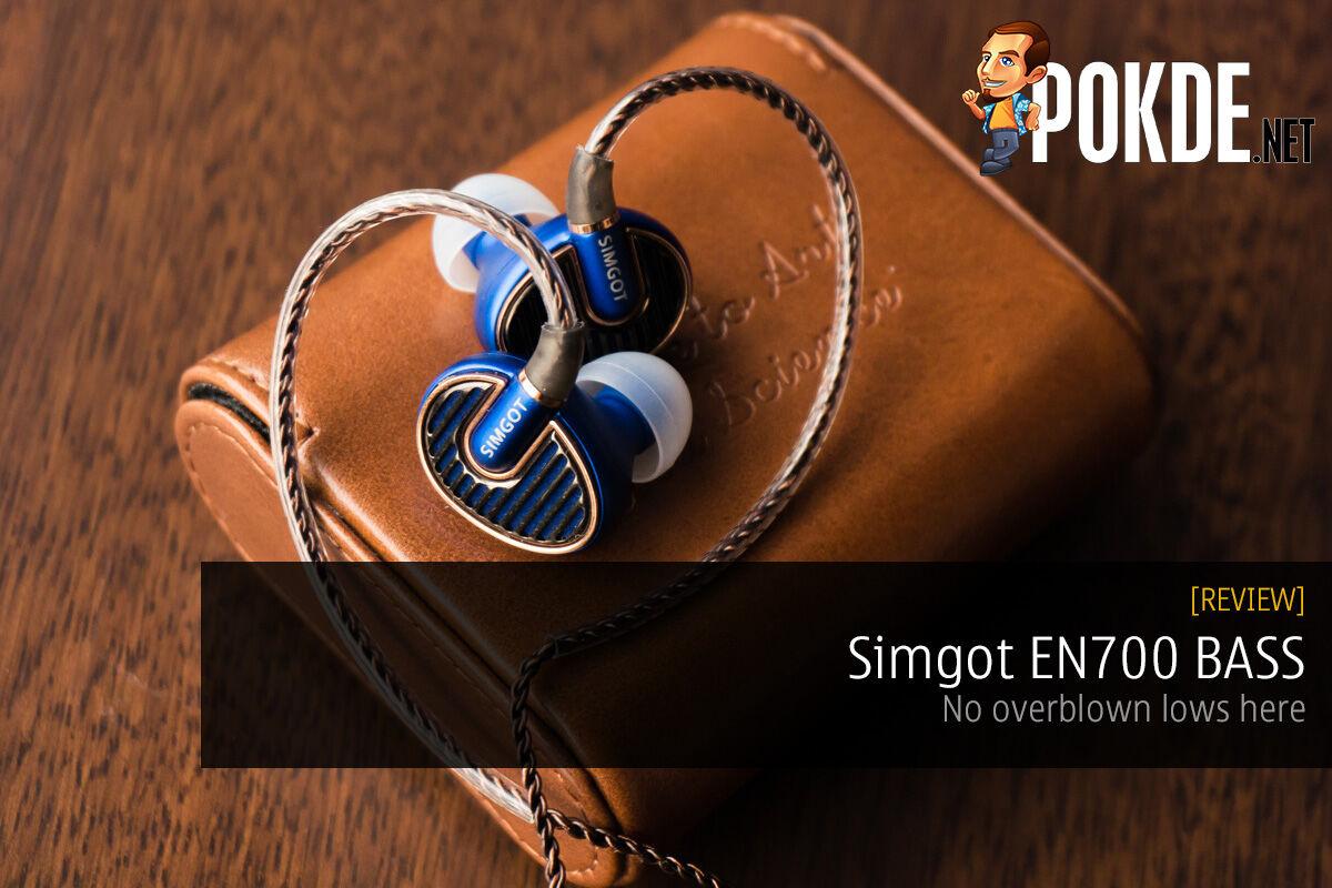 Simgot EN700 Bass IEM review; no overblown lows here 25