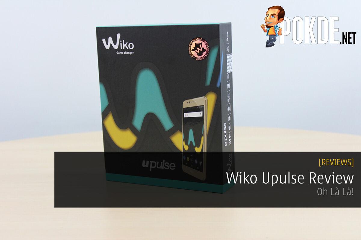 Wiko Upulse Review - Oh là là! 21