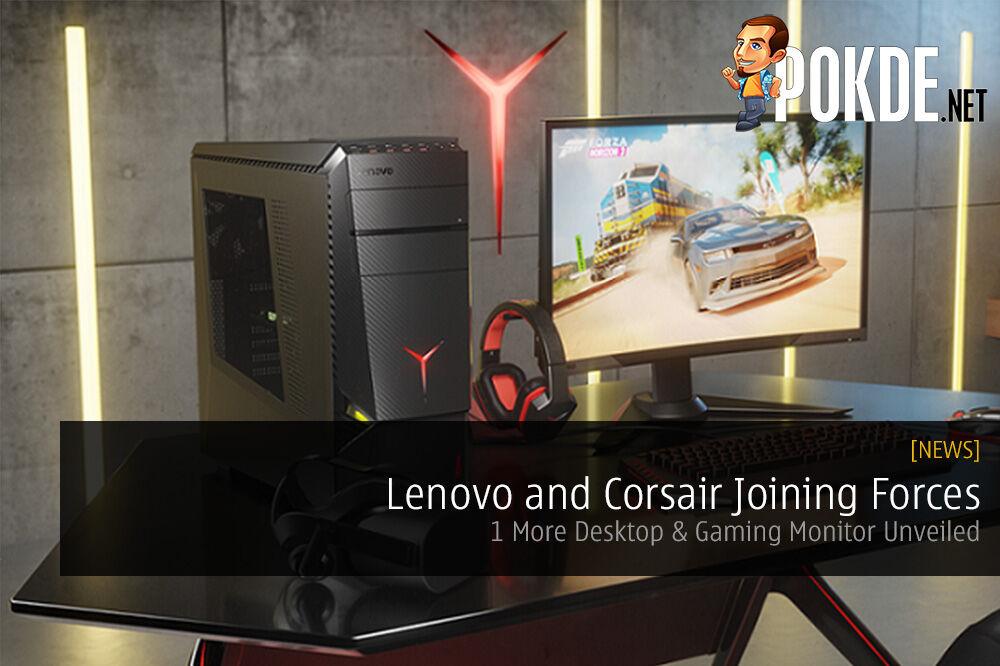Lenovo Legion Y720 Tower PC Gamescom 2017