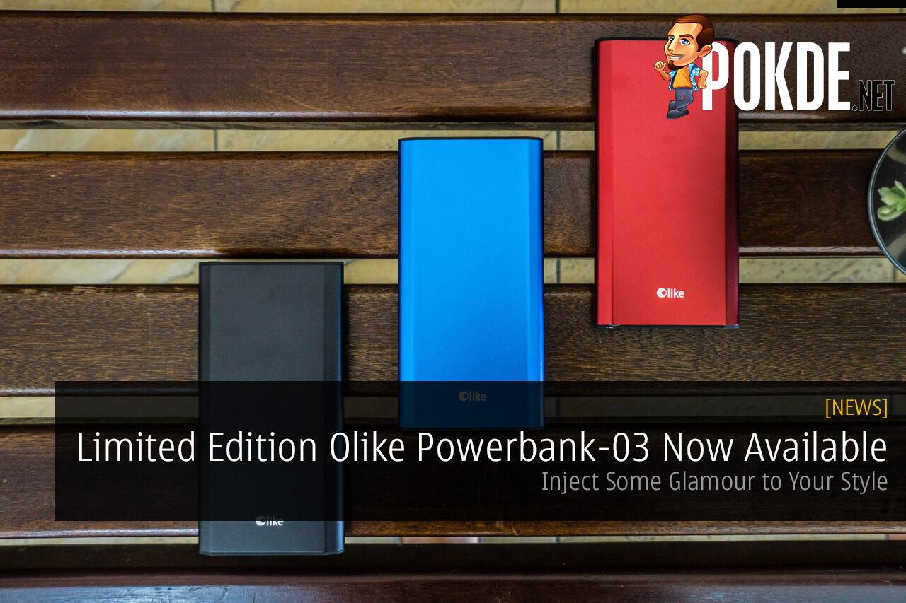 Olike Powerbank-03 OPB-03 OPPO Malaysia Royal Blue
