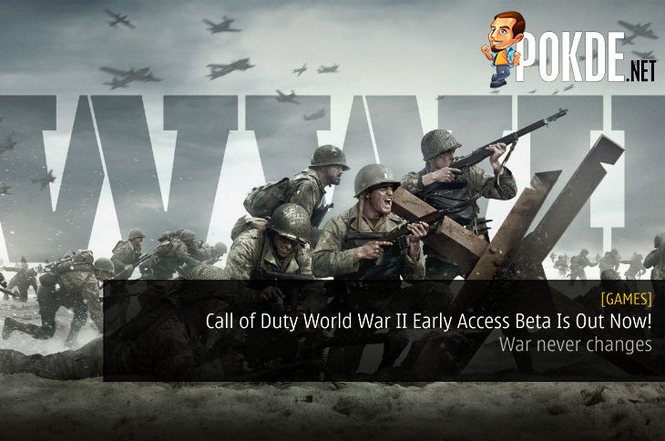 Call of Duty World War 2 Early Access Beta Is Out Now! 26