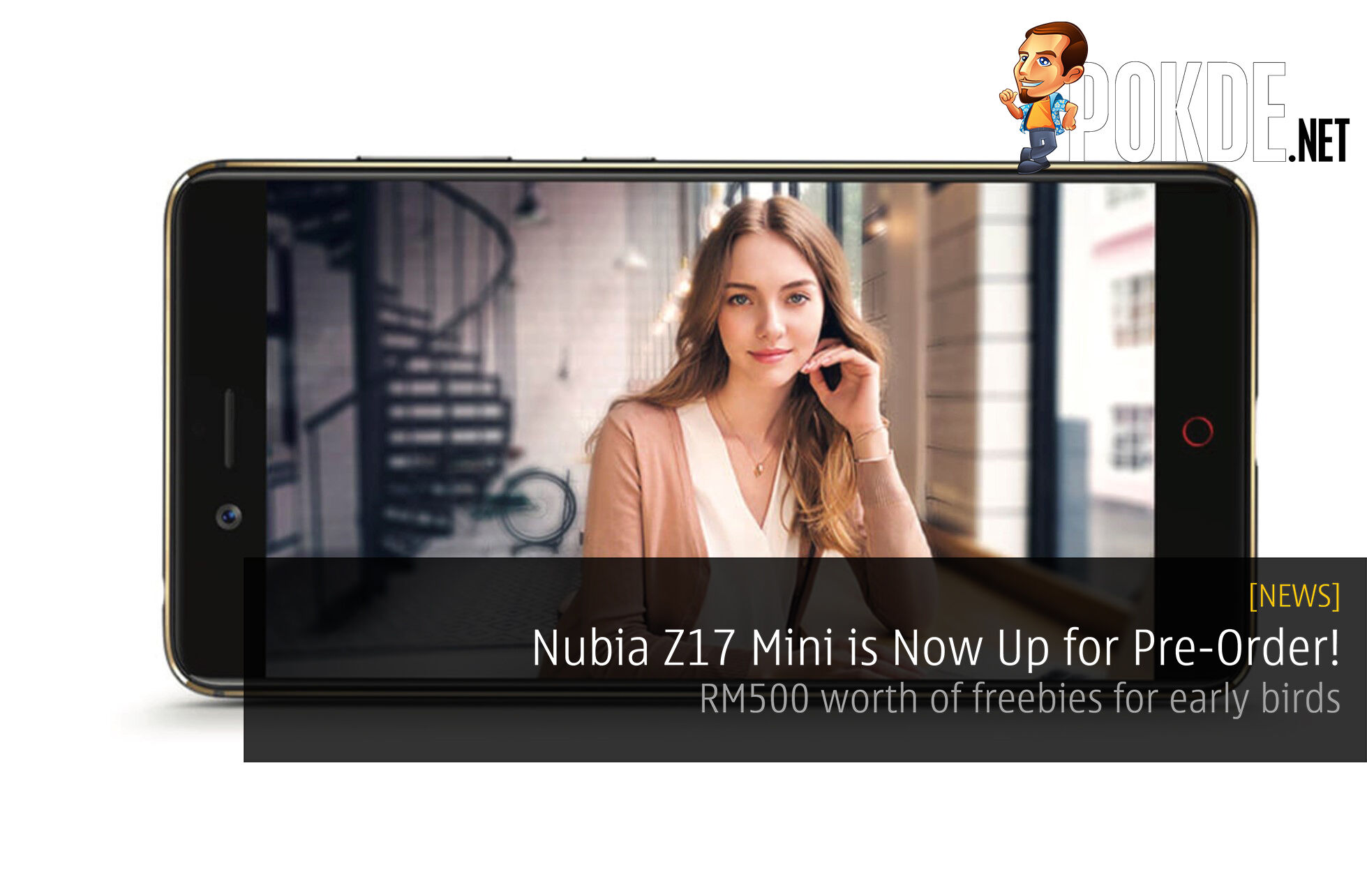 Nubia Z17 Mini is Now Up for Pre-Order! - RM500 worth of freebies for early birds 22