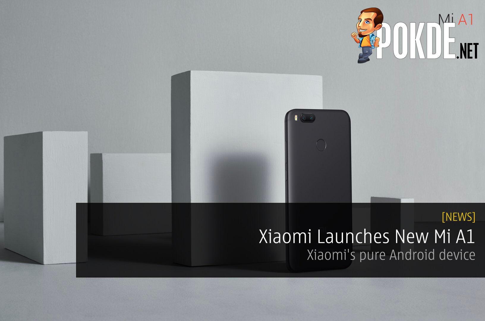 Xiaomi Launches New Mi A1 - Xiaomi's pure Android device 18