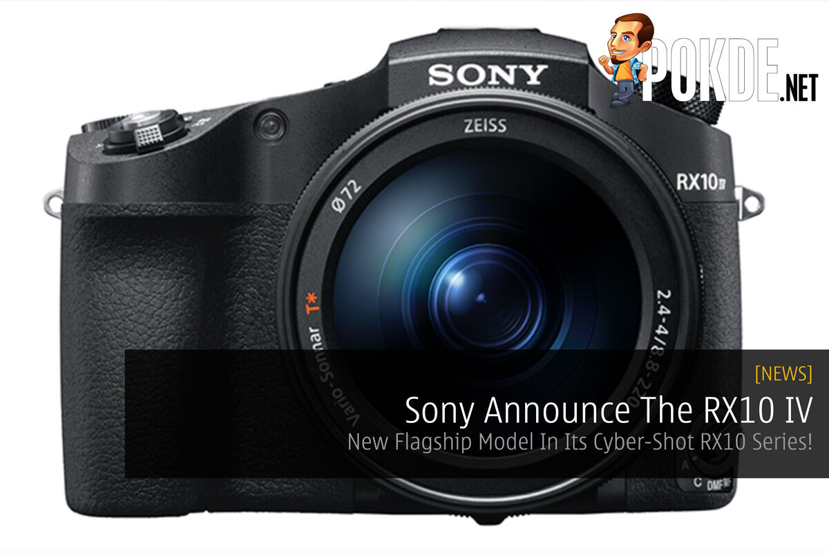 Sony Announce The RX10 IV - New Flagship Model In Its Cyber-Shot RX10 Series! 23
