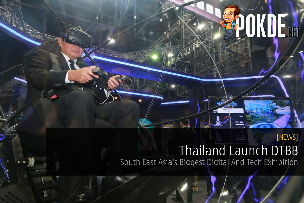 Thailand Launch DTBB 2017 - South East Asia's Biggest Digital And Tech Exhibition 41