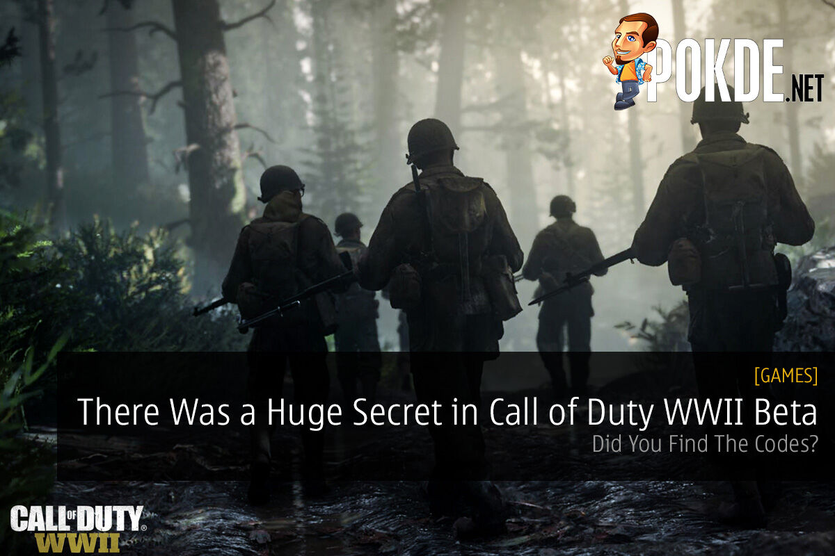 Call of Duty WWII Multiplayer Beta