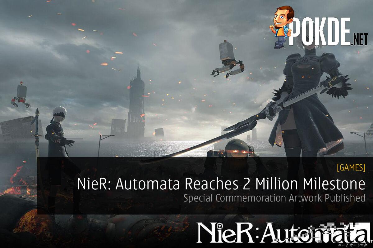 NieR: Automata NieR Automata Square Enix milestone