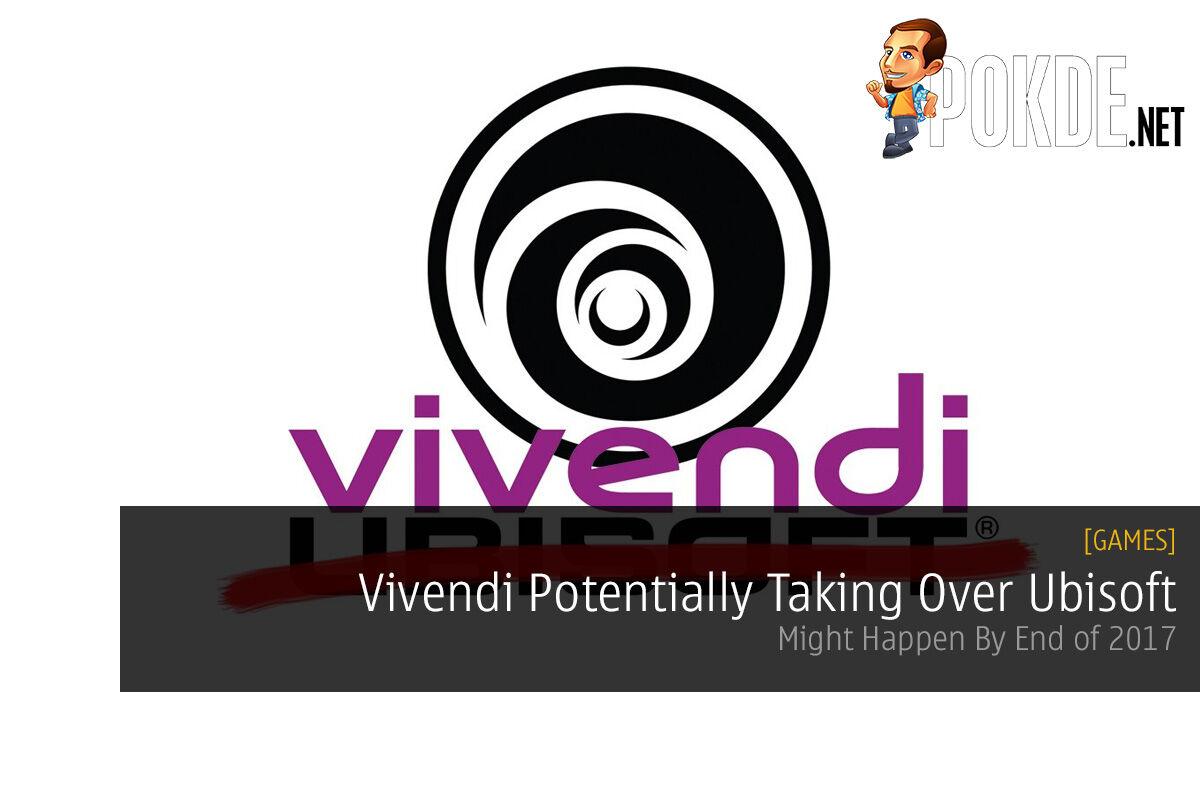 Vivendi Ubisoft takeover