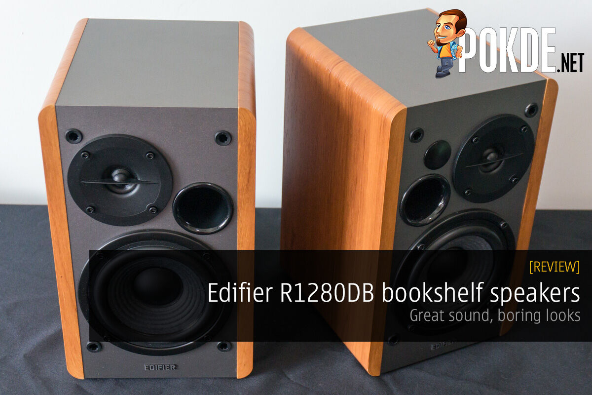 Edifier R1280DB bookshelf speaker review 35