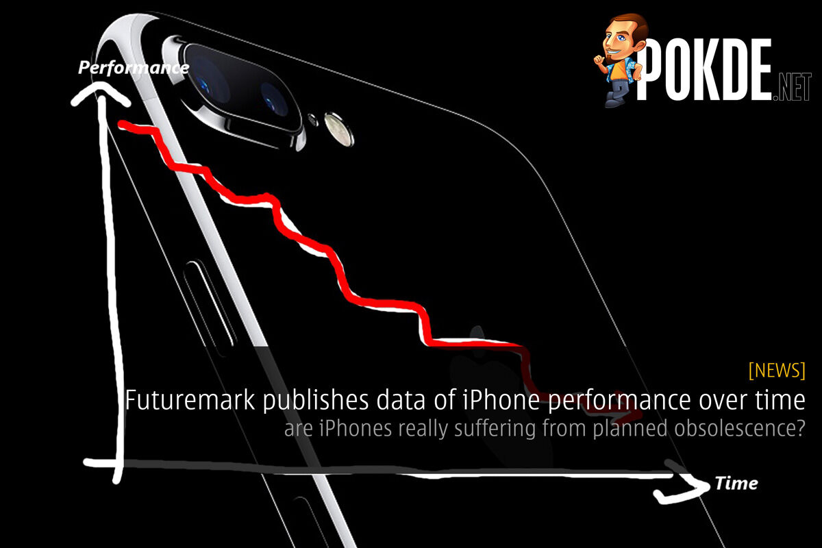 Futuremark publishes data of iPhone performance over time; are iPhones really suffering from planned obsolescence? 19