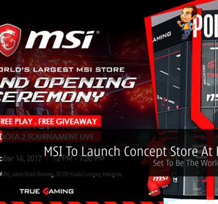 MSI To Launch Concept Store At BB Park - Set To Be The World's Largest! 30