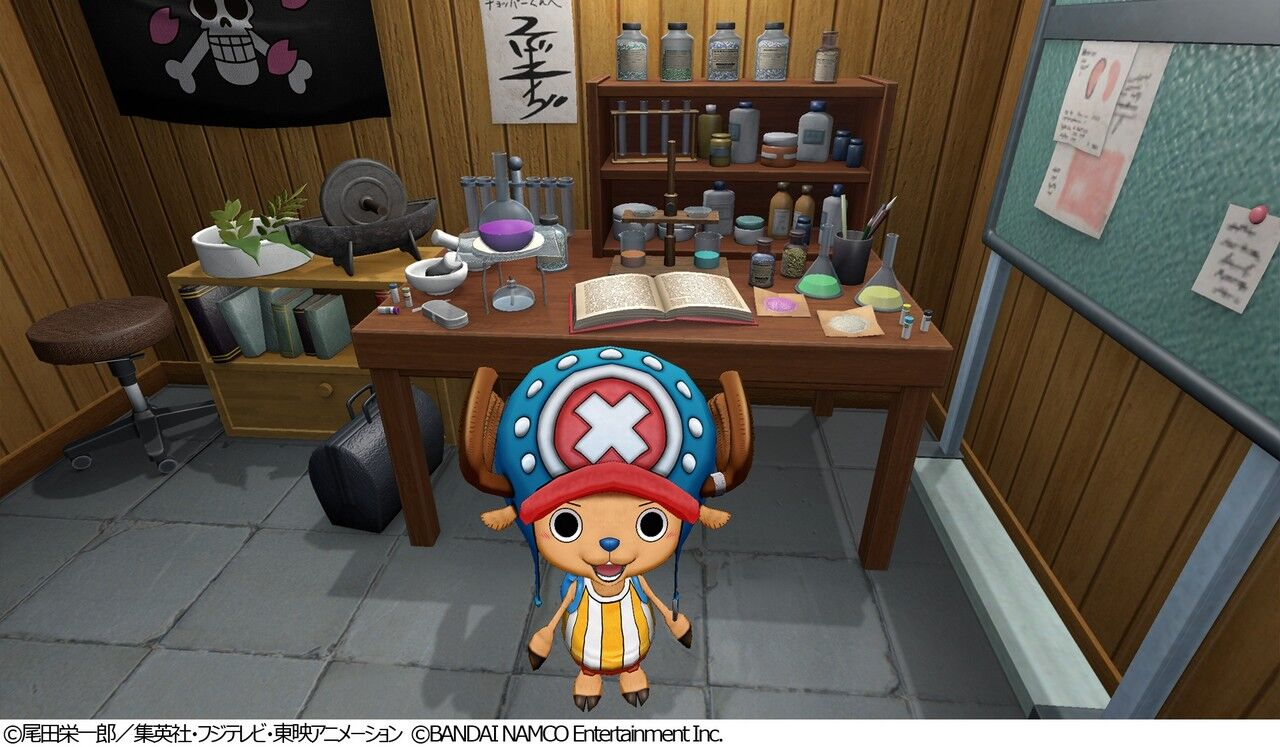 one piece grand cruise vr