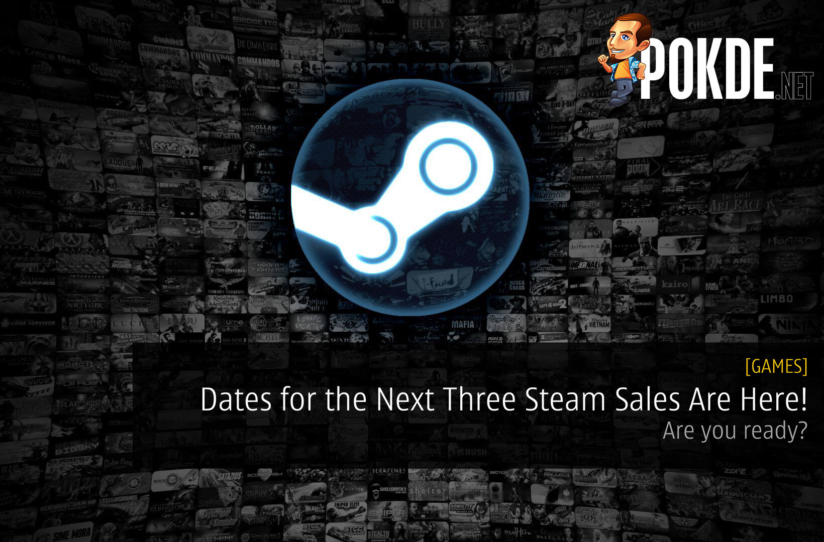The Dates for the Next Three Steam Sales Are Here! - Are you ready? 41