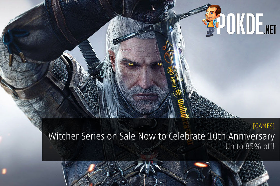 Witcher Game Series on Sale Now to Celebrate Series' 10th Anniversary - Up to 85% off! 23