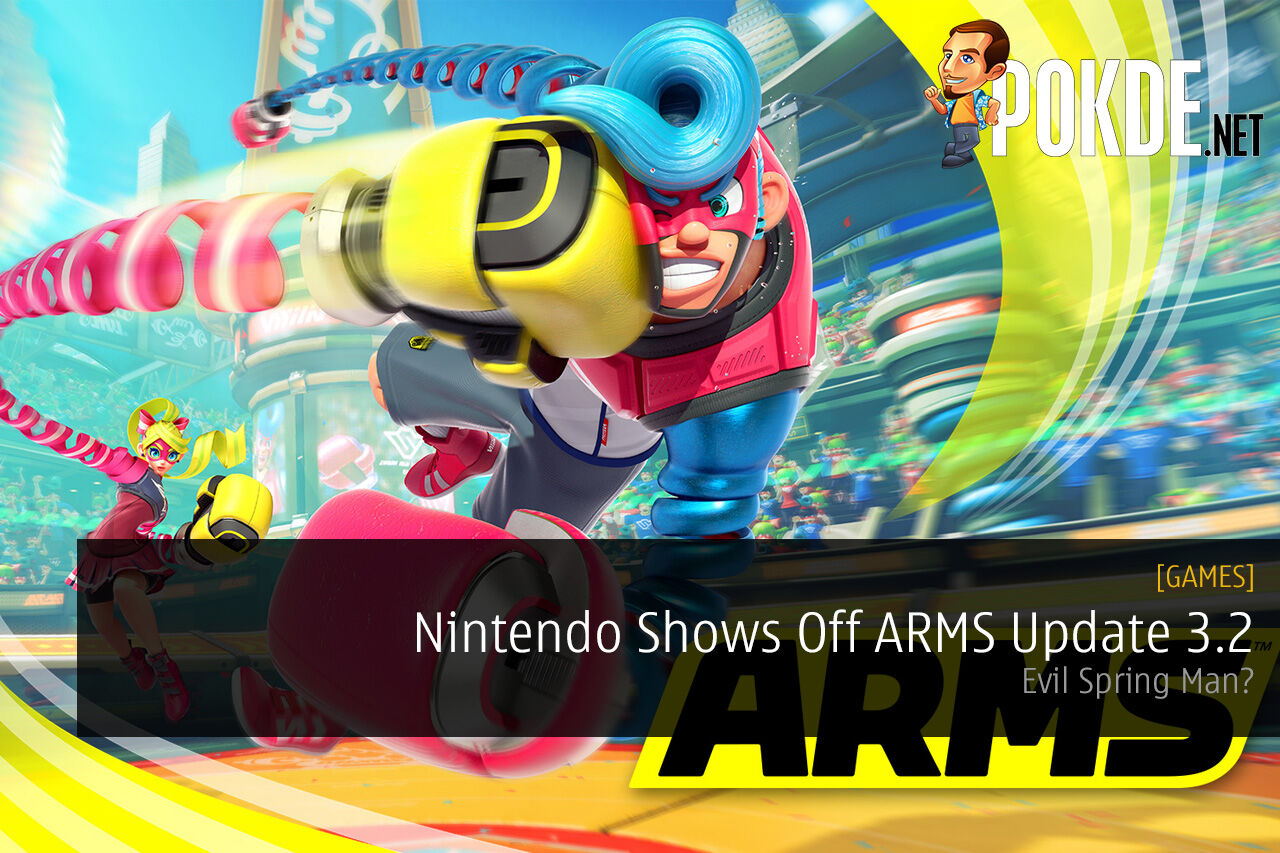 ARMS update 3.2