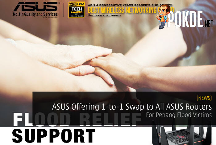 ASUS Offering 1-to-1 Swap to All ASUS Routers for Penang Flood Victims - Here's how to do it 27