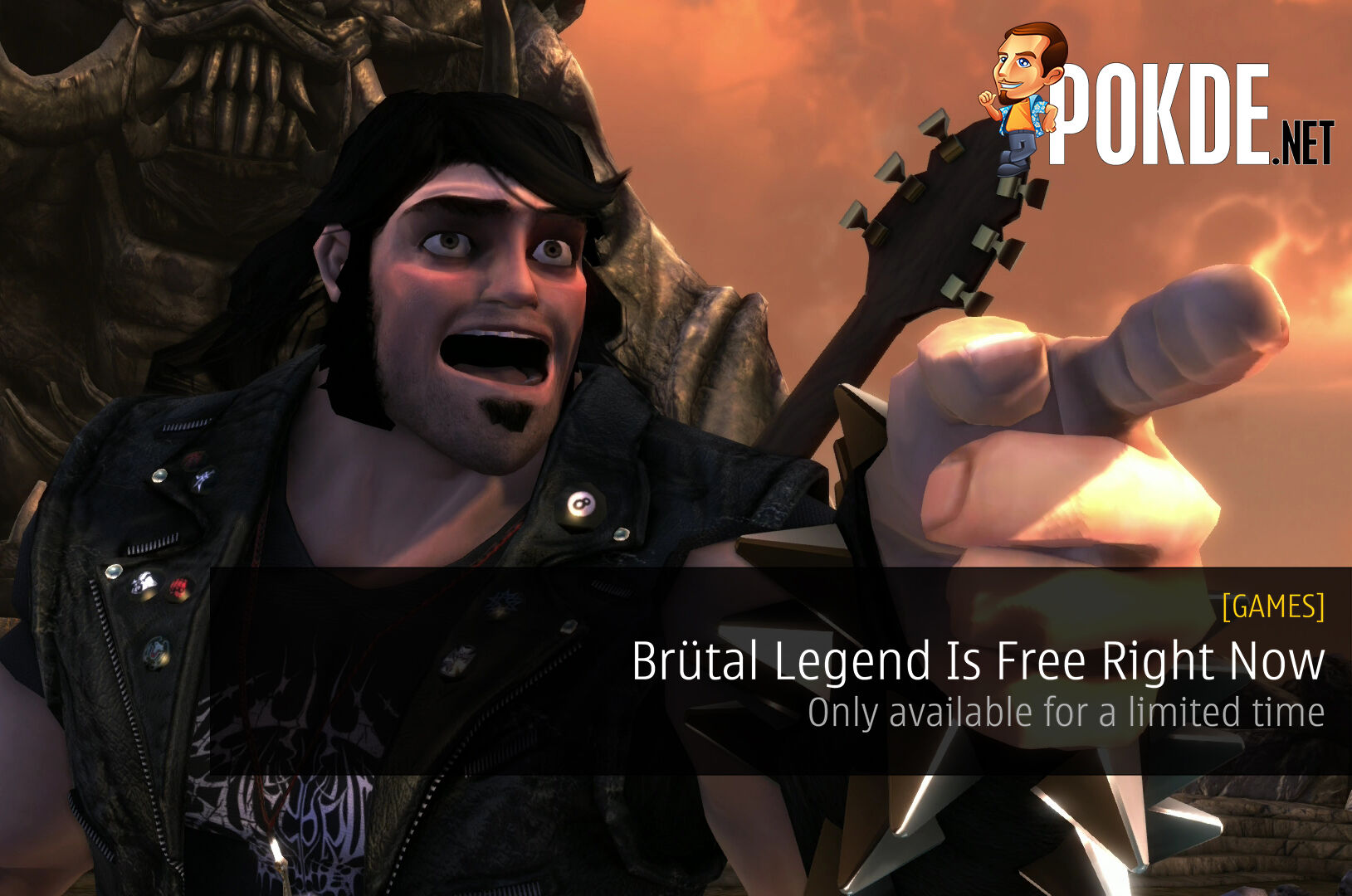 Brütal Legend Is Free Right Now - Only available for a limited time 52