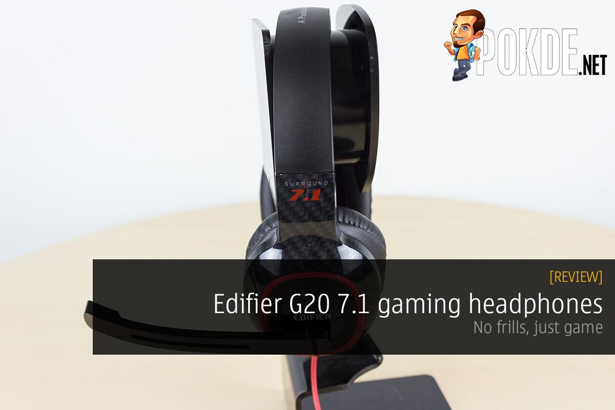 Edifier G20 7.1 gaming headphones review 23