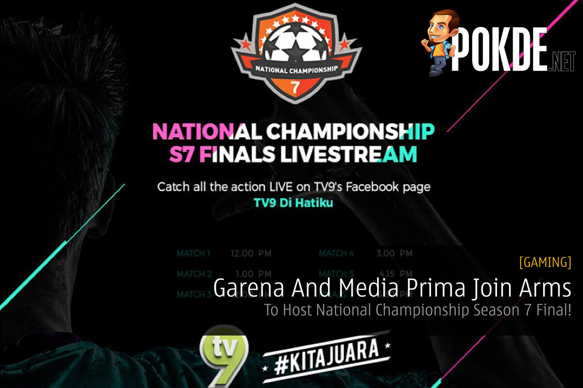 Garena And Media Prima Join Arms; To Host National Championship Season 7 Final! 20