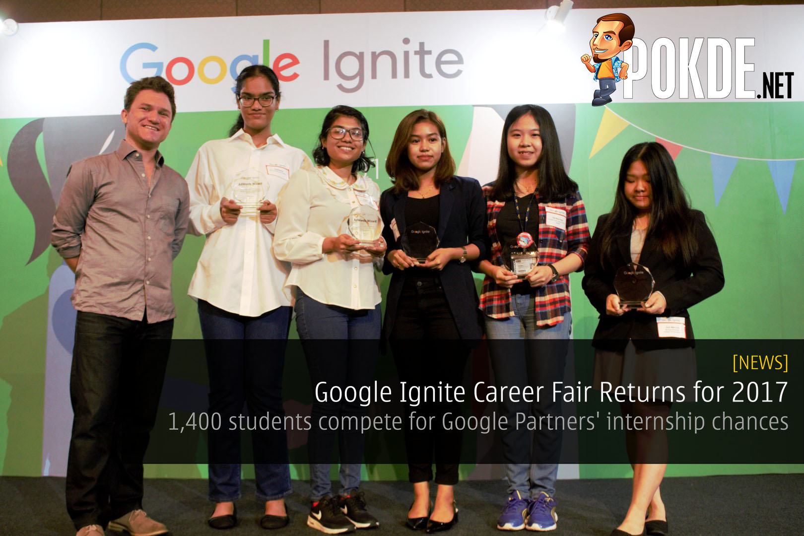 Google Ignite Career Fair Returns for 2017 - 1,400 students compete for Google Partners' internship opportunities 26
