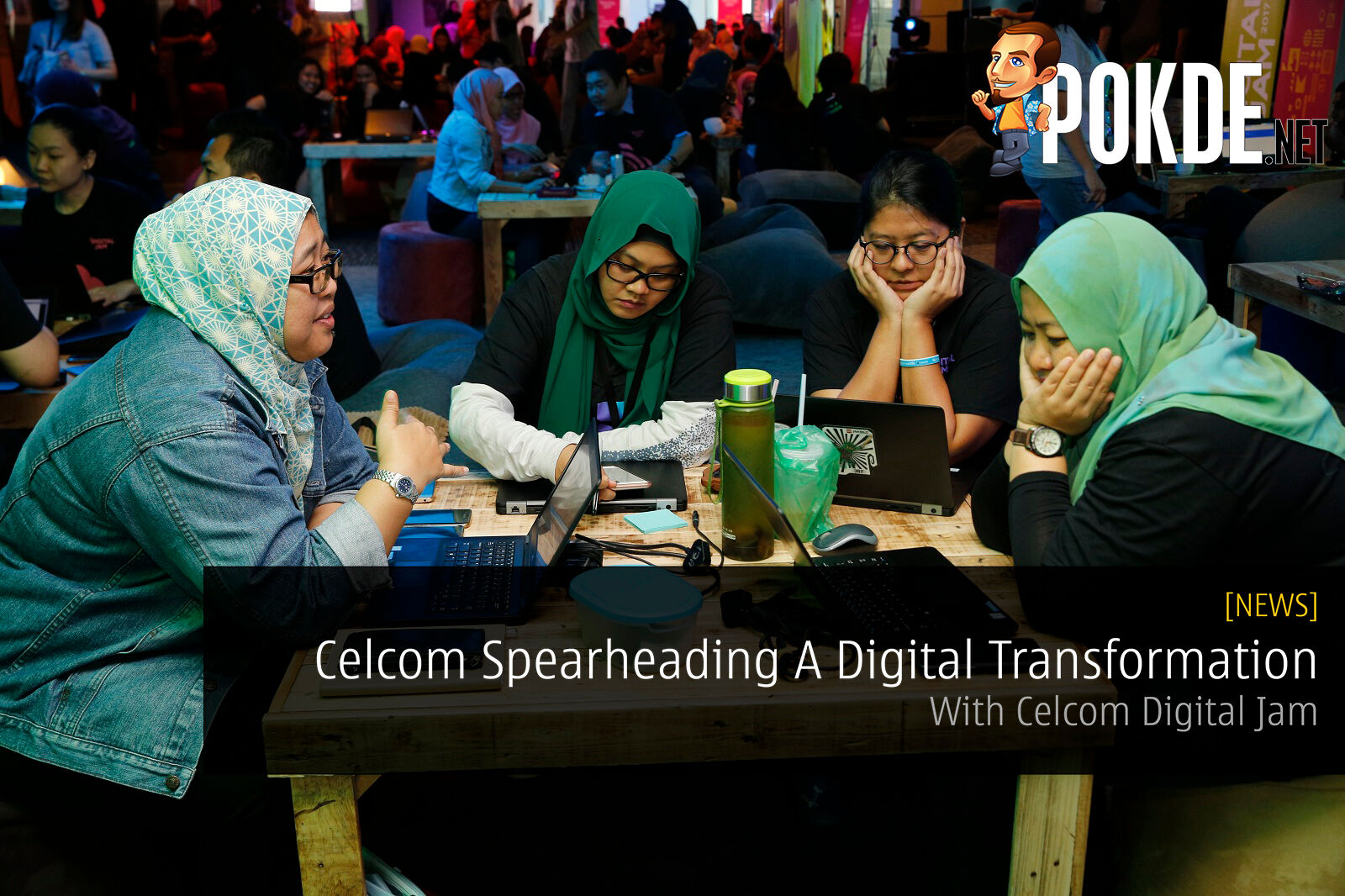 Celcom Spearheading A Digital Transformation with Celcom Digital Jam 18